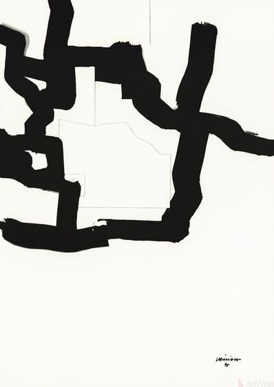 Eduardo Chillida, 'Collage', (Date unknown)