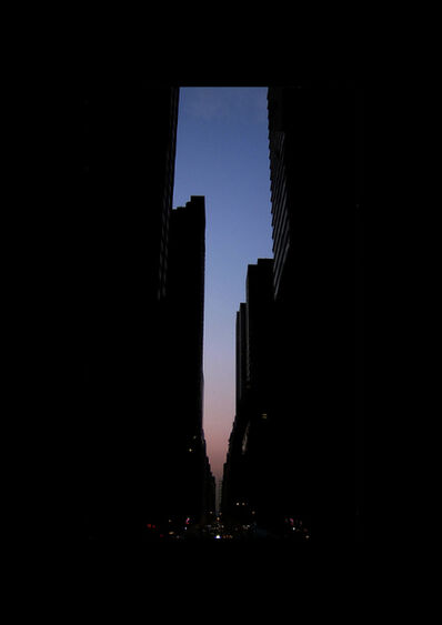 Randy West, 'New York Sky #58', 2004