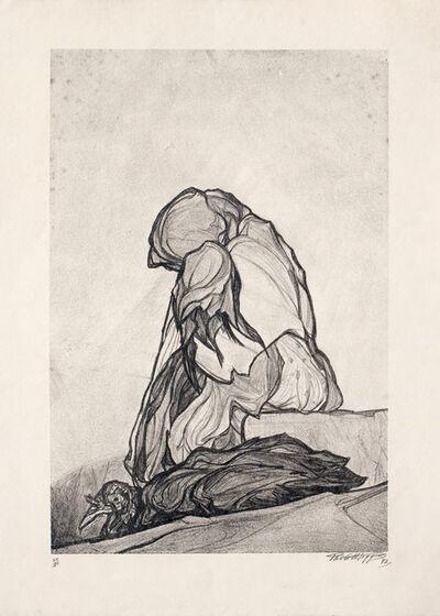 Pablo O'Higgins, 'Separación', 1972