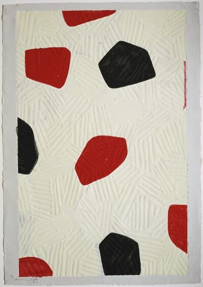 Jasper Johns, 'Four Panels from Untitled ', 1972
