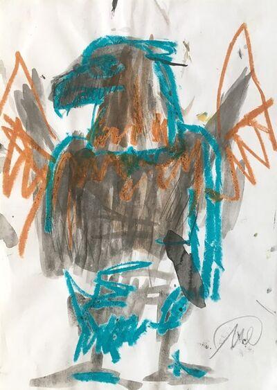 Markus Lüpertz, 'Eagle o.T.', 1990-2000