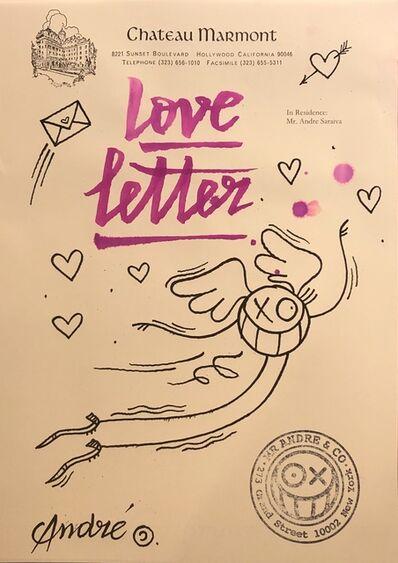 André Saraiva, 'Love letter', 2018