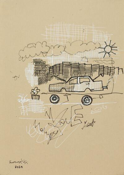 Yazan Abu Salameh, 'Cityscape Dream', 2020