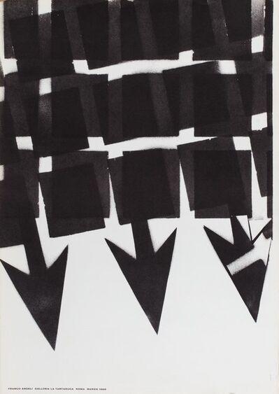 Franco Angeli, 'Franco Angeli', 1968