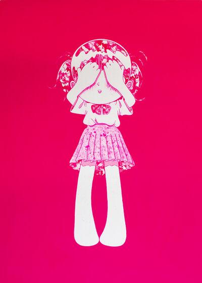 Kojiro Matsumoto, 'Peek-a-pink', 2019