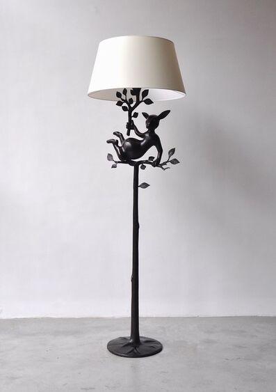 "Hubert Le Gall, 'Floor lamp ""Odilon""'"