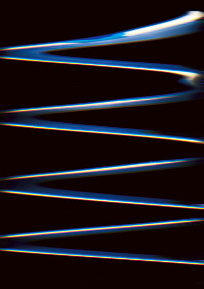 Carsten Nicolai, 'Chroma wellenform (Scan 34)', 2015
