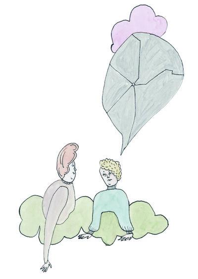 Carin Ellberg, 'dom berättade om sina relationer', 2007