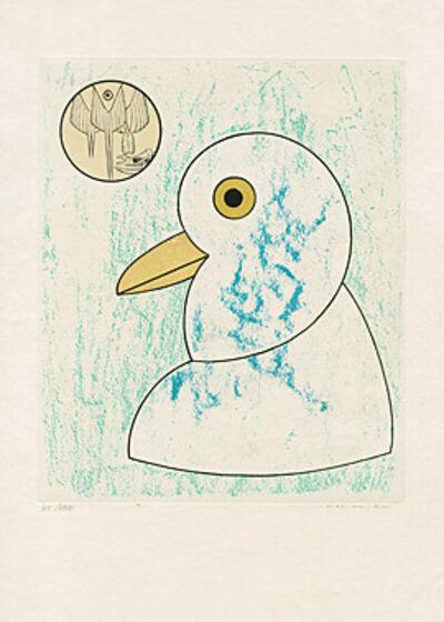 Max Ernst, 'Nous sommes la somme de nos envergures', 1975