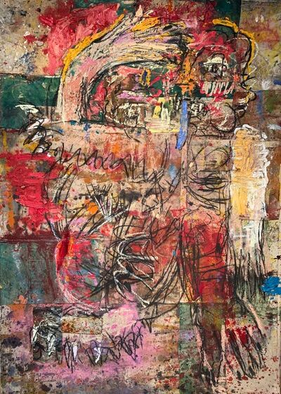 Daniel Crews-Chubb, 'Mios', 2019