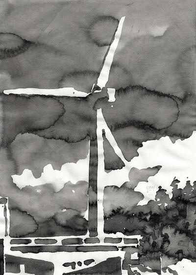 Lee Sang-won, 'Windmill', 2017