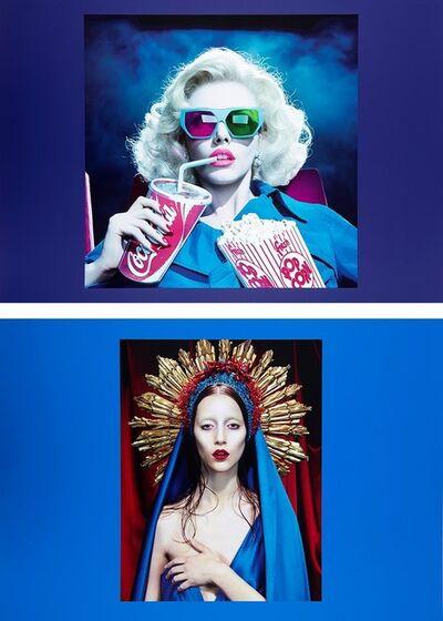 Miles Aldridge, 'Immaculée #3 ; 3-D from the Portfolio Carousel', 2007 -2010
