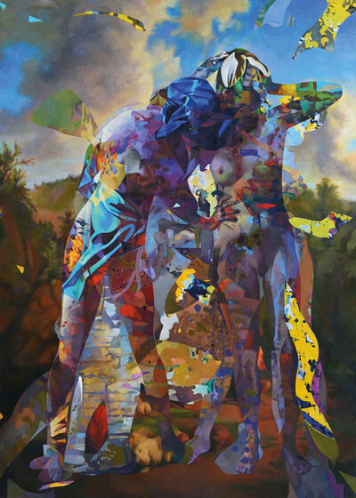 Daniel Ludwig, 'Intimate Conversation II', 2016