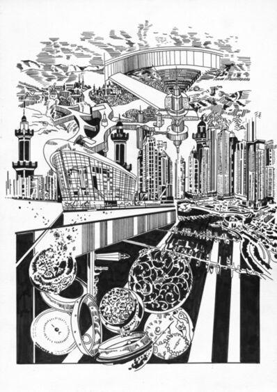 Chourouk Hriech, 'Sans titre #3 (Dubaï)', 2019