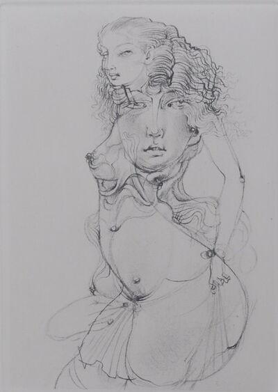 Hans Bellmer, 'Hommage à Marcel Duchamp', 1970