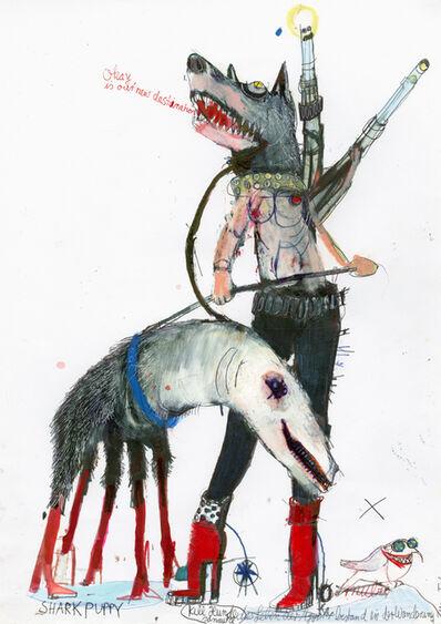 Kinki Texas, 'Hundeschnautze and Sharky Dog', 2019