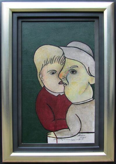 Jose Luis Cuevas, 'El Beso (ParaBeatriz del Carmen Cuevas)', 2007