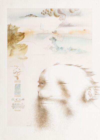 Tullio Pericoli, 'Robinson', 1984