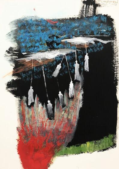 Ala Dehghan, 'Life perhaps, is that rope', 2008