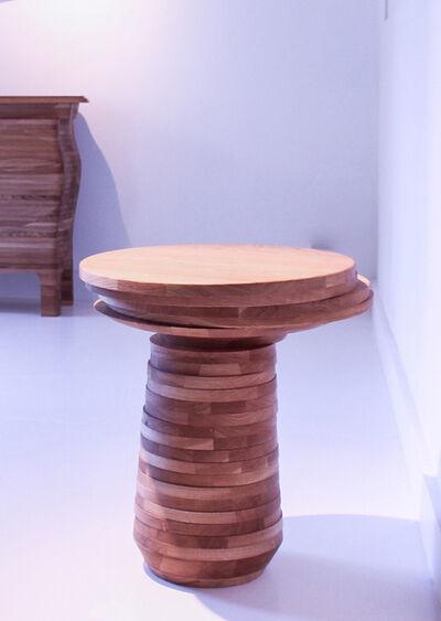 Silvia Knüppel, 'Pl(a)ywood table', 2017