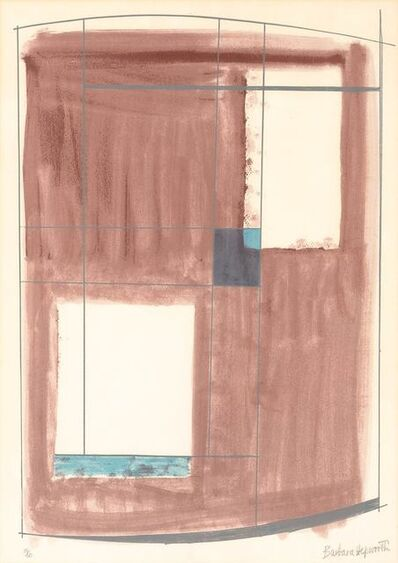 Barbara Hepworth, 'Rangatira II', 1969