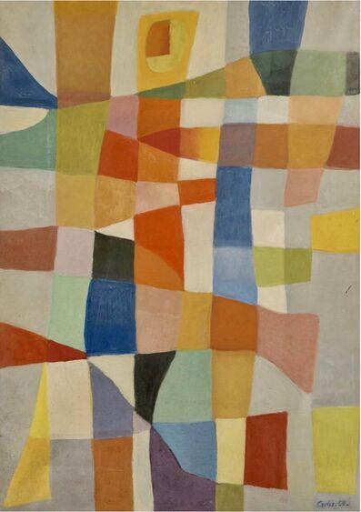 Carlos Carnero, 'K6', 1958