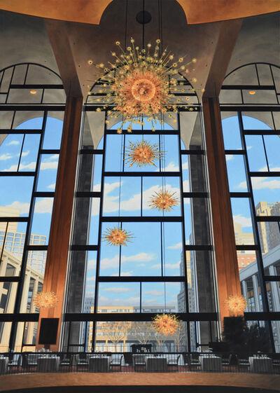 Danny Heller, 'Metropolitan Opera House', 2017