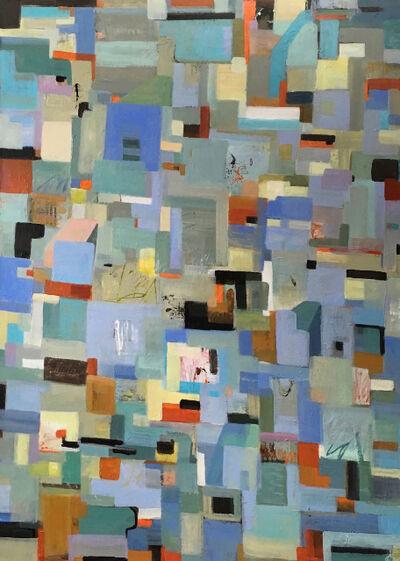 Brigitte Wolf, 'Village Square', 2019