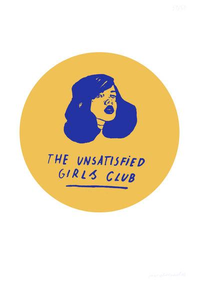 Marcelina Amelia, 'Unsatisfied Girls Club', 2018