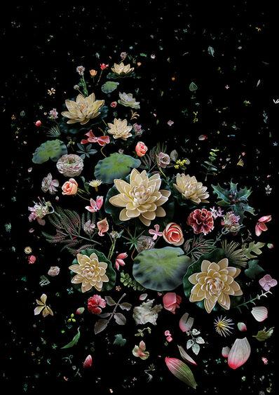 Mandy Barker, 'Lotus Garden', 2014