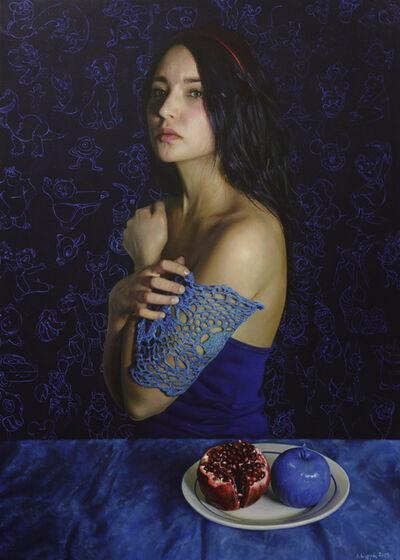Anna Wypych, 'Blue', 2015