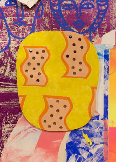 Ludovica Gioscia, 'Ceramic Portal', 2017