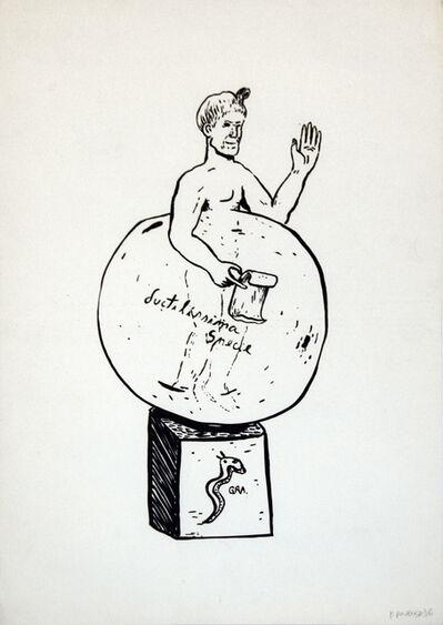 Pedro Proença, 'Suctilissima Specie', 1986