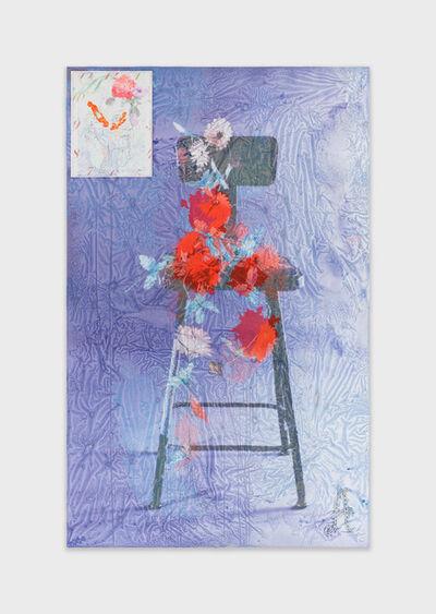 Carter Mull, 'Clock (Bouquet, Chair, a5521)', 2017