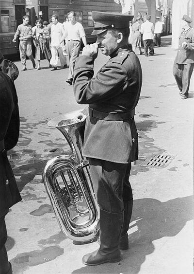 Tazio Secchiaroli, 'Russia', 1957