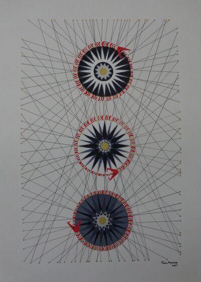 Paulo Moreira, 'Oroborus #I, Oroborus #II, Oroborus #III, Oroborus #IV.', 2019