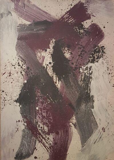 Toti Scialoja, 'Untitled', 1990