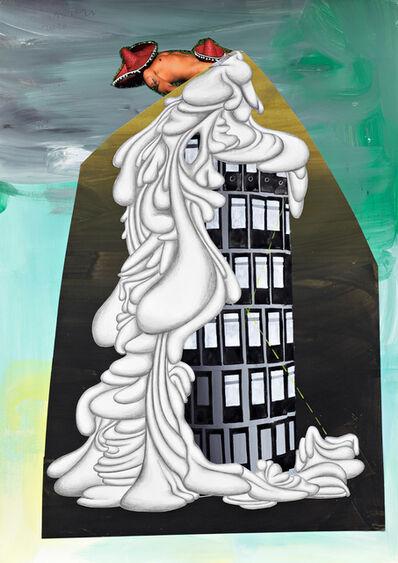 Bernhard Martin, 'Entwurf für eine Verwaltungsskulptur (Design for an administrative sculpture)', 2015