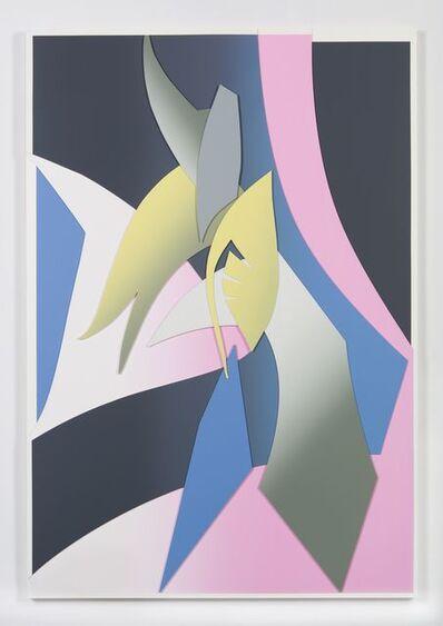 Carlos Amorales, 'El esplendor geométrico 12', 2015