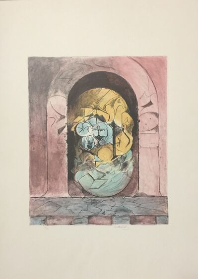 Graham Sutherland, 'Composition', 1979