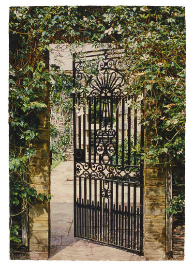 Carolyn Brady, 'Jekyll and Lutyens at Hestercombe/Somerset'