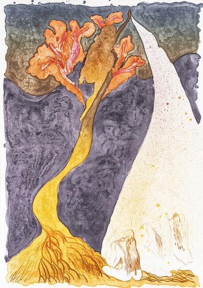 Chris Ofili, 'Ritual And Desire', 2009