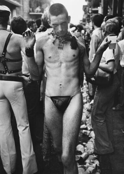 Leon Levinstein, 'Mardi Gras, New Orleans', 1975