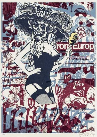 FAILE, 'Macbeth', 2006