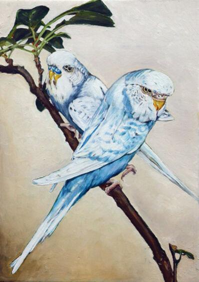 Léopold Rabus, '17 oiseau', 2020