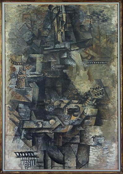 Pablo Picasso, 'Mandoliniste (The Mandolin Player)', 1911