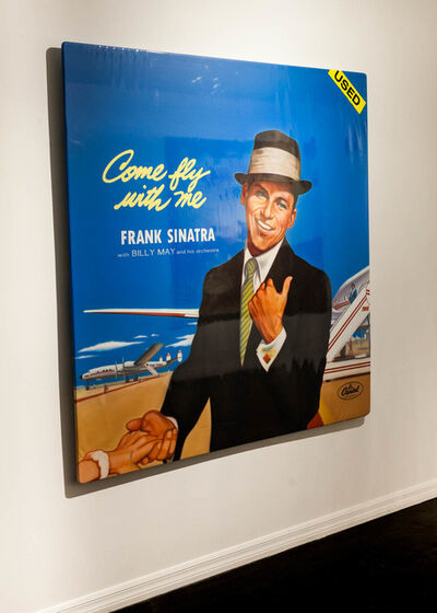 George Mead, 'Frank Sinatra - Come Fly With Me', 2019