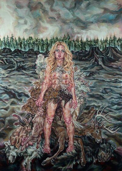 Tammy Salzl, 'The Chorus', 2011