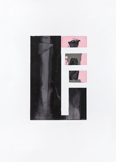 Silvia Binda Heiserova, 'Nonplace IV', 2018