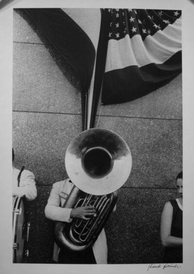 Robert Frank, 'Political Rally, Chicago', 1956
